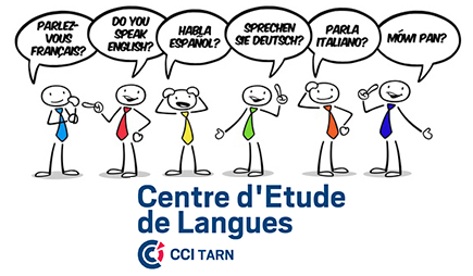 Do you speak english ? Centre d'Etude des Langues de la CCI du Tarn