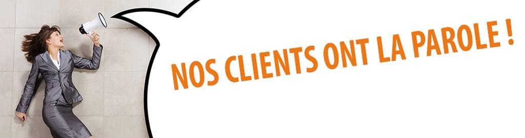 Nos clients ont la parole - Pôle Formation Entreprises de la CCI du Tarn